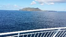 Image: The island of Foula, Shetland. Approaching from the southeast.